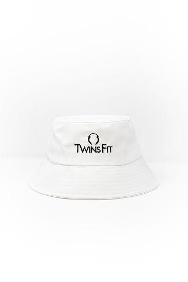 Εικόνα της WHITE BUCKET HAT